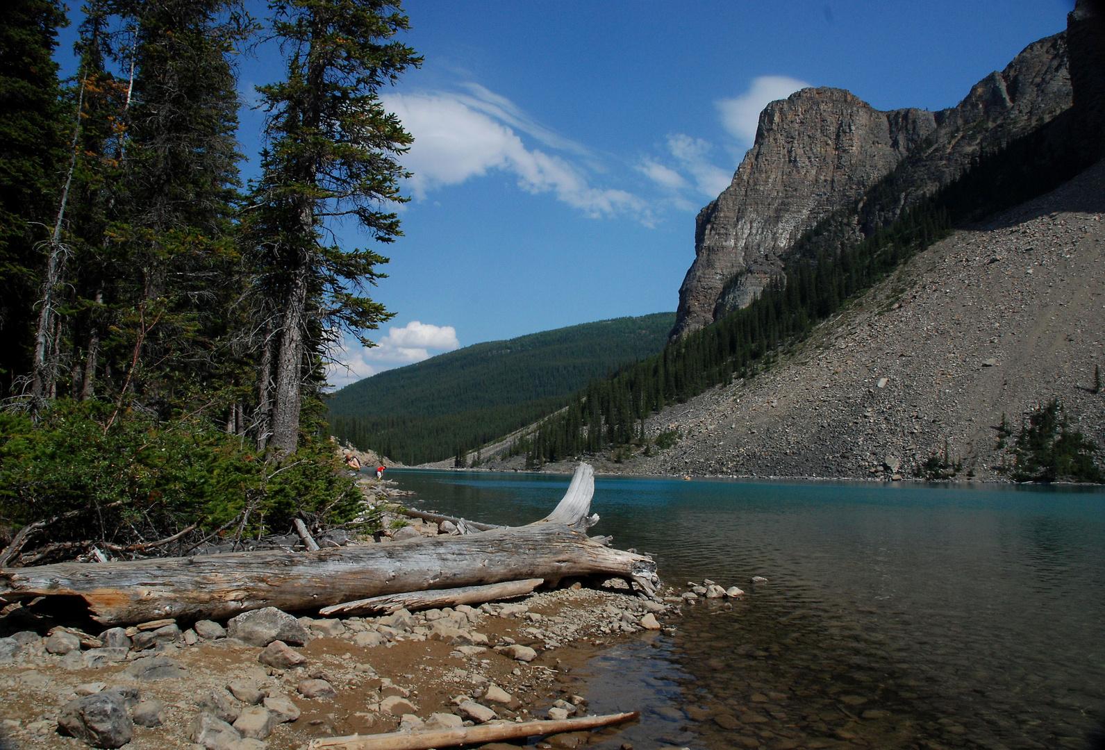 Moraine Lake (Alberta, Canada) 2009