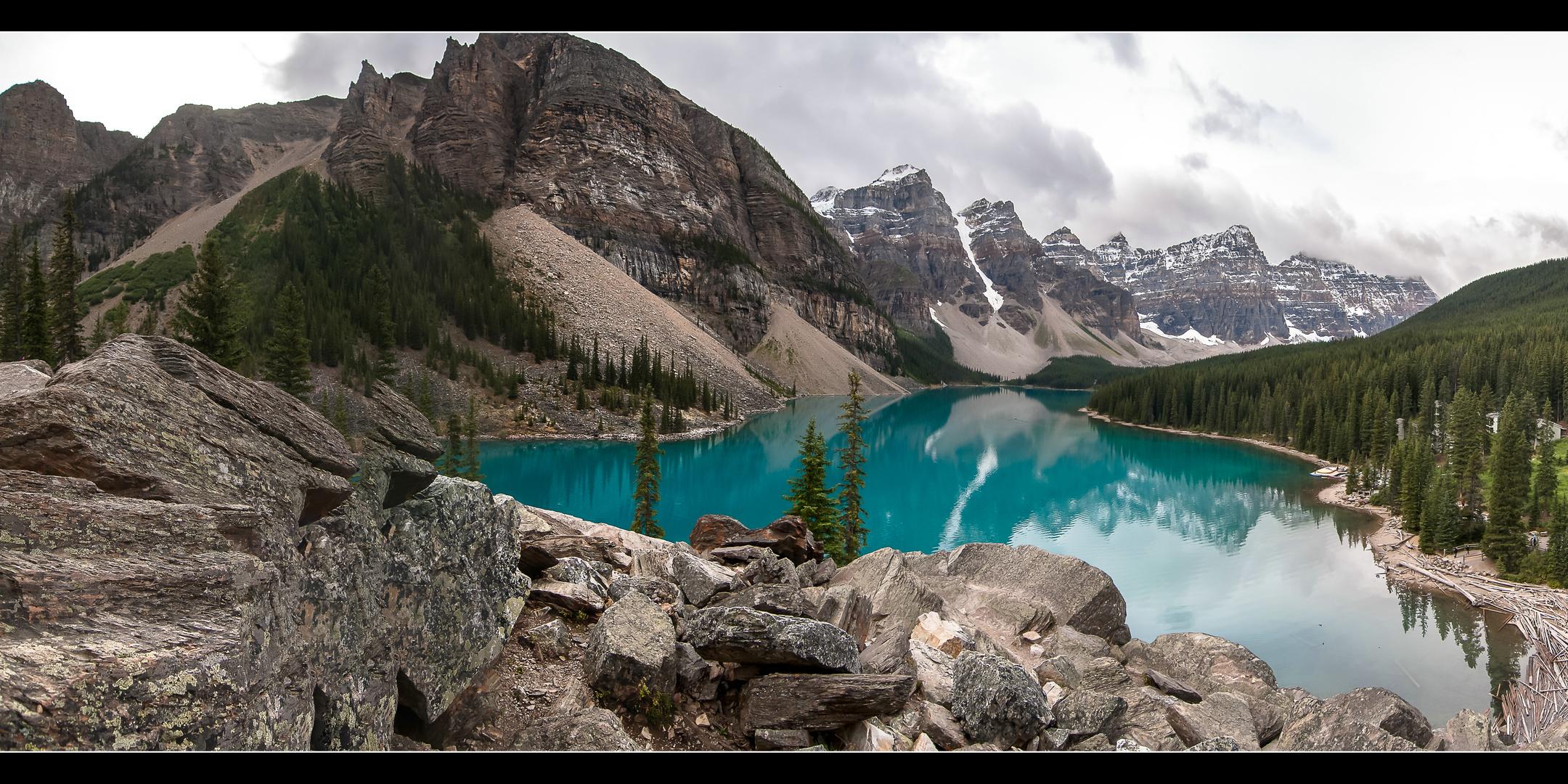 Moraine Lake - Canada