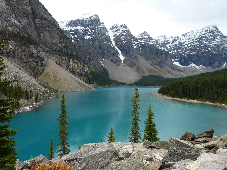 Moraine Lake, Canada Pt. 3