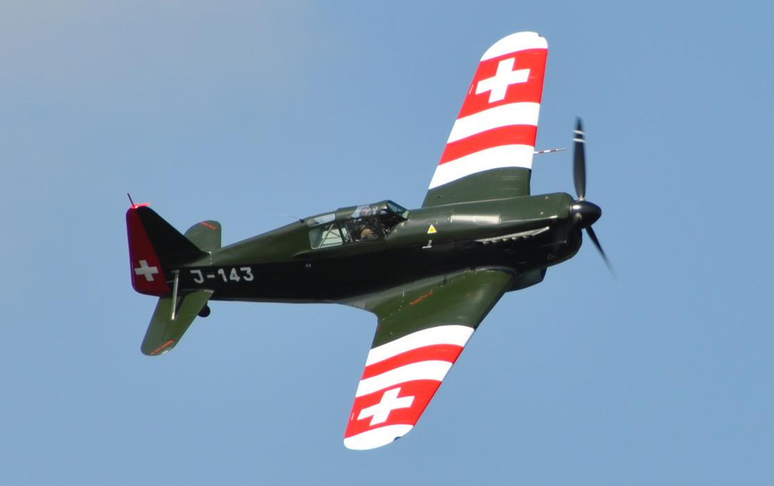 Morane Saulnier D-3801