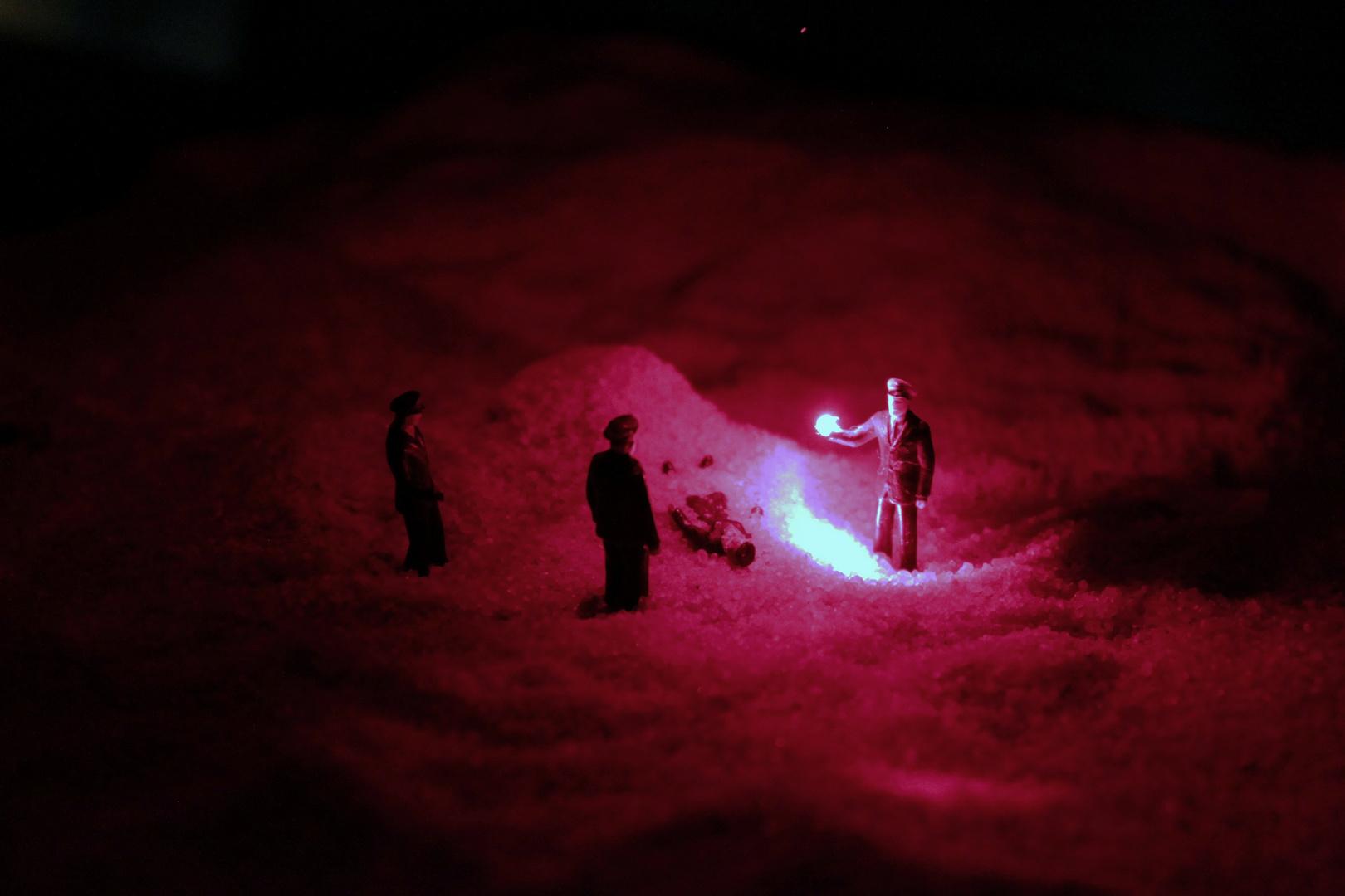 Mord im Schnee