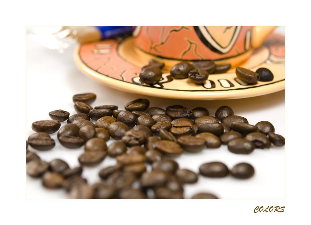 More Espresso...