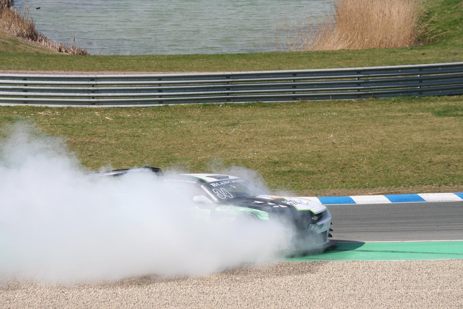 More Smoke