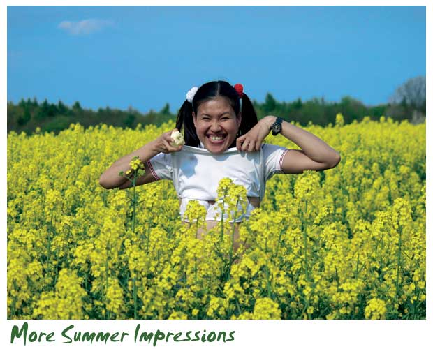 More Summer Impressions
