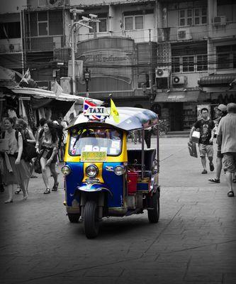 More than a Taxi