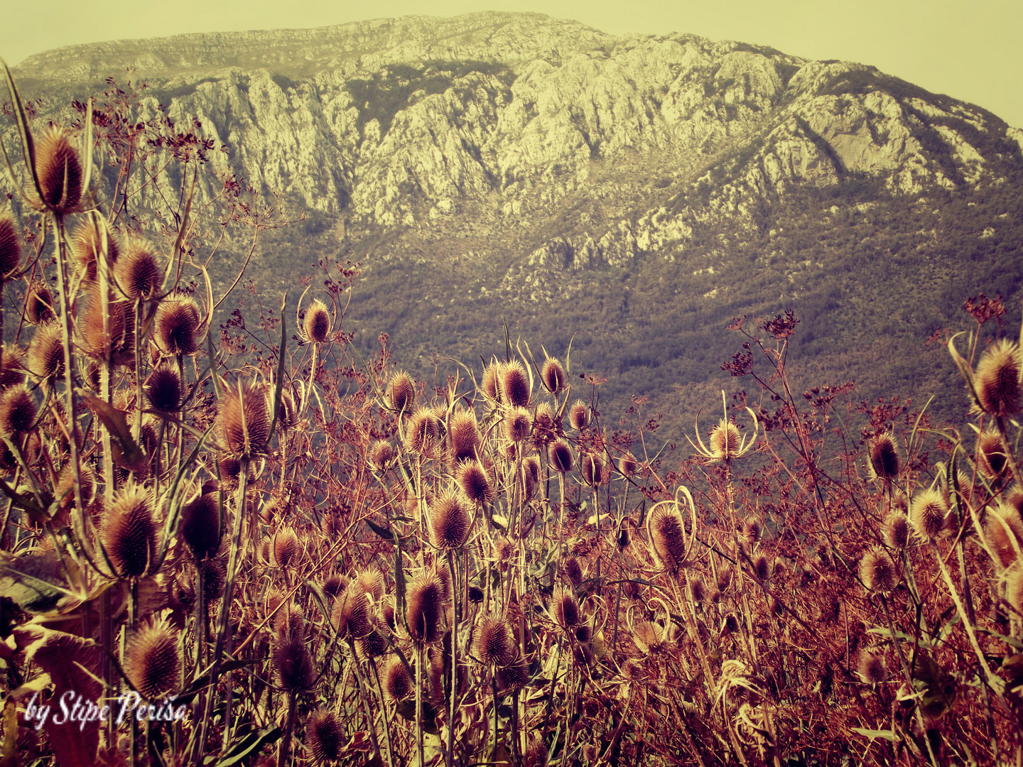 More than just a moutain in Croatia.....