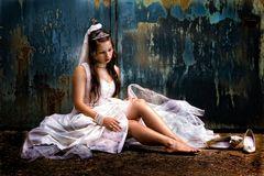 ::: more trash the dress :::
