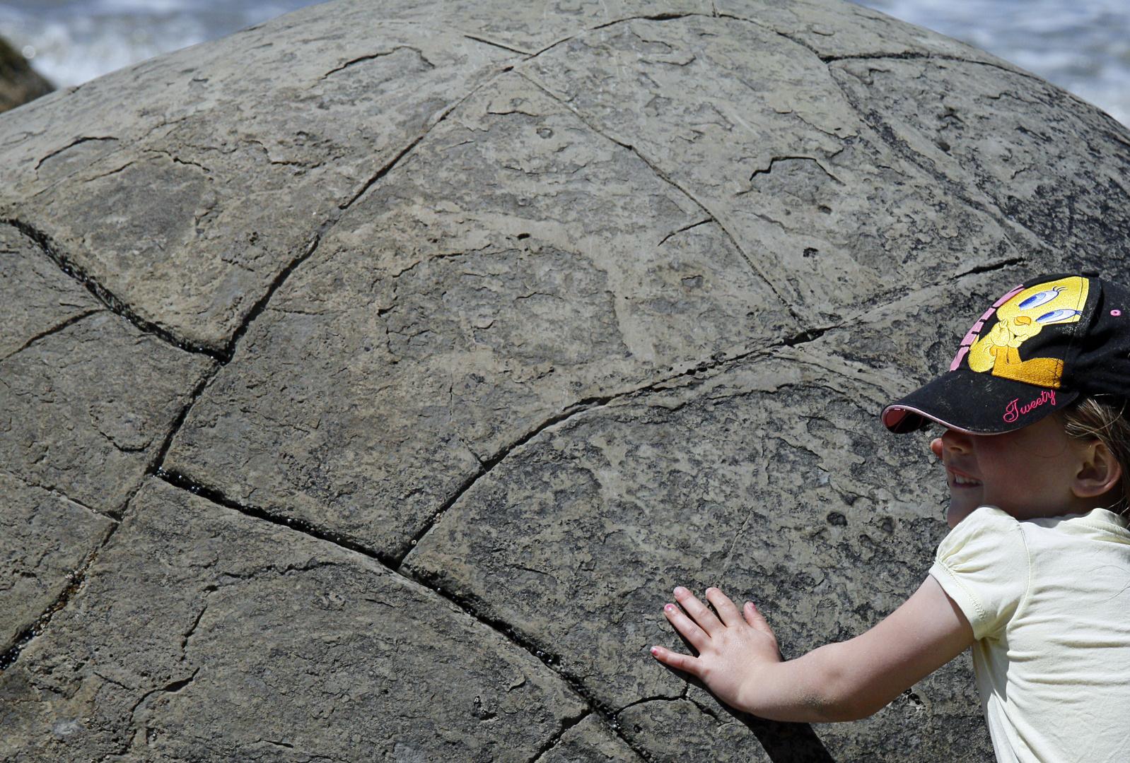 Moreaki Boulders_