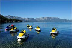 [ Morgen am Lake Tahoe ]