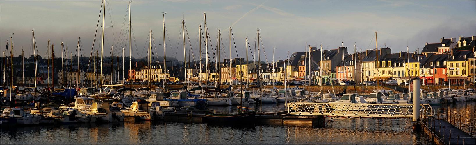 Morgen in Camaret-sur-Mer
