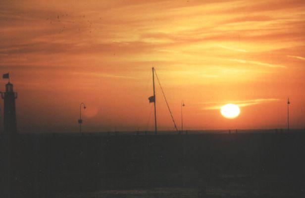 Morgen in der Bretagne
