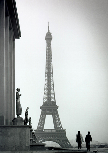Morgen in Paris