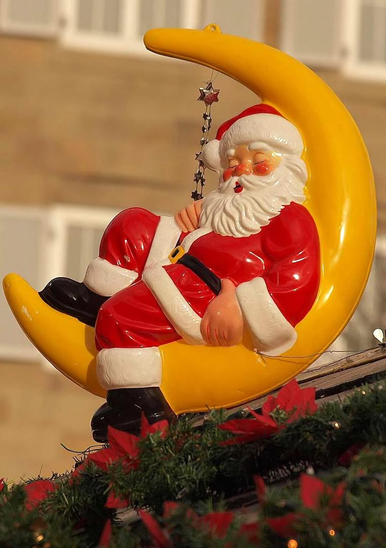 Morgen ist Nikolaustag