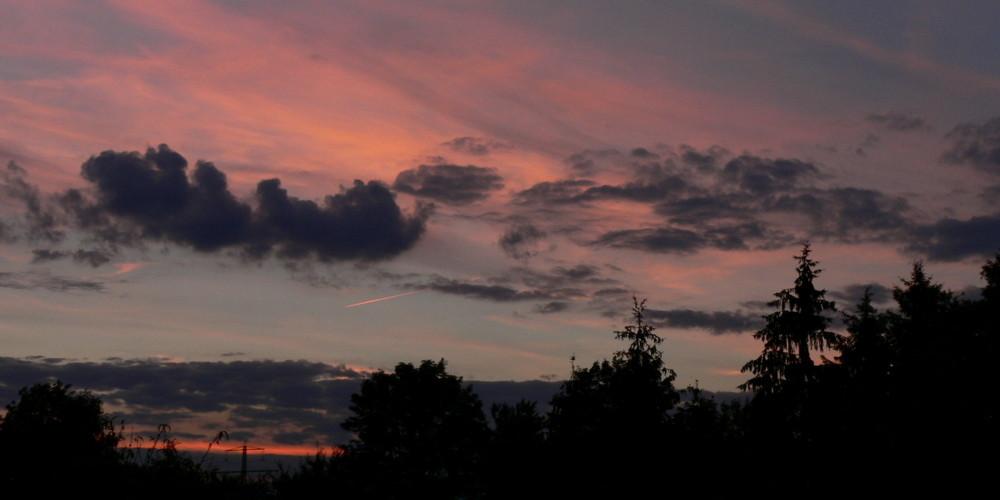 ... morgen wird ein schöner Tag! ...
