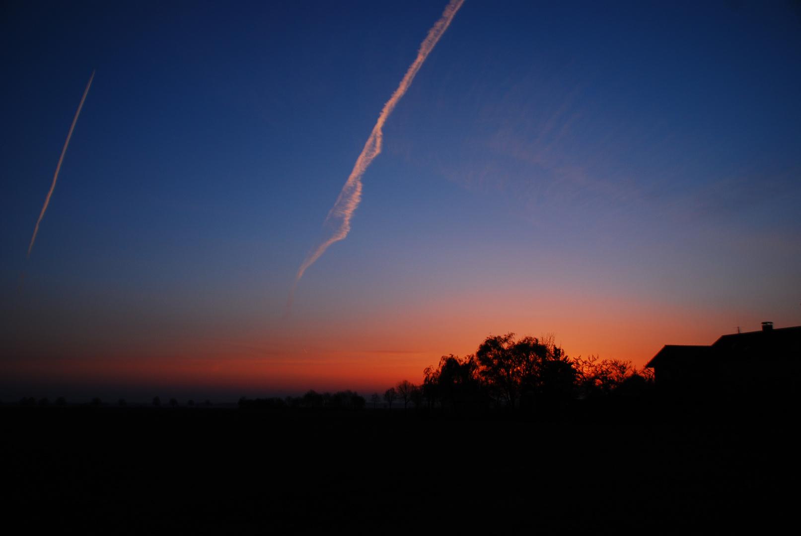 Morgenblau