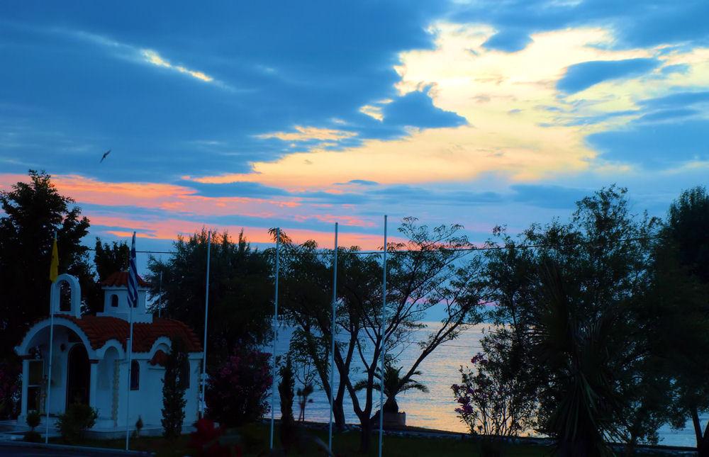 Morgendliche Himmelsimpressionen