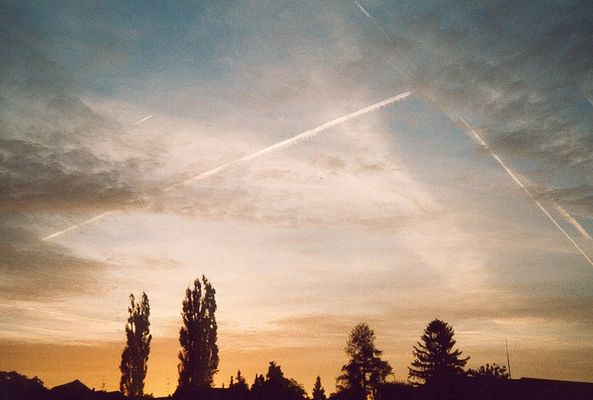 Morgendliche Rushhour