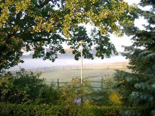 Morgendlicher Ausblick