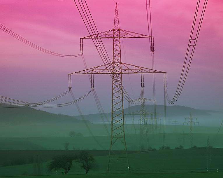 Morgendlicher Energiefluss