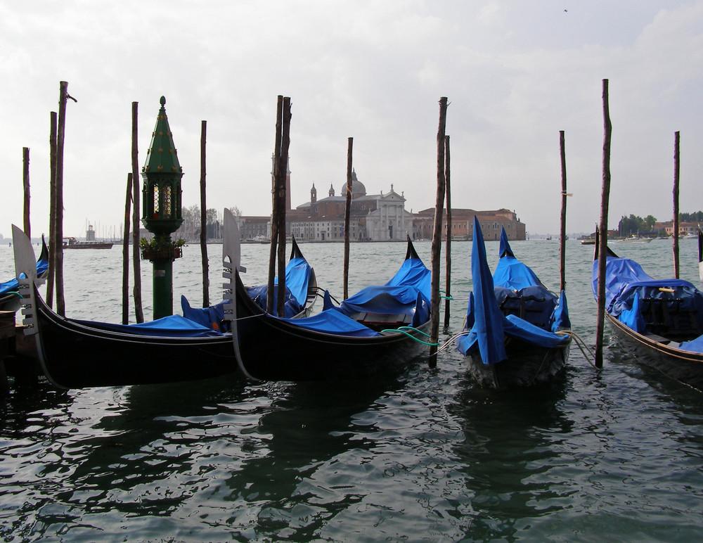 Morgenerwachen vor den Toren Venedigs