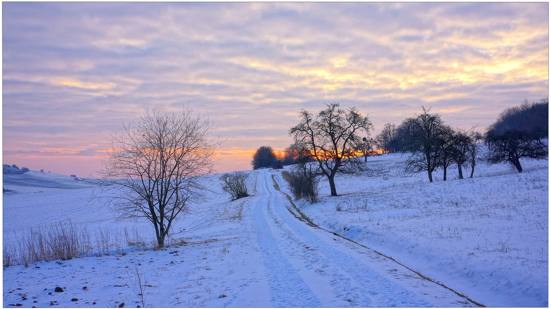 Morgengrauen (amanecer)