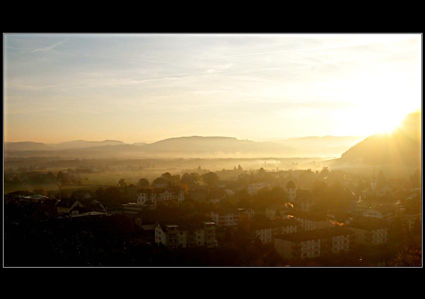 Morgengruss....