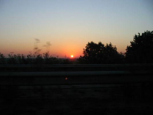 Morgenhimmel #2