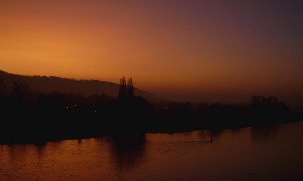 Morgenlicht gestern