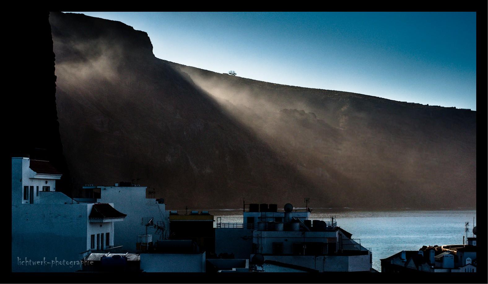 """Morgenlicht im """"Tal des Großen Königs"""""""