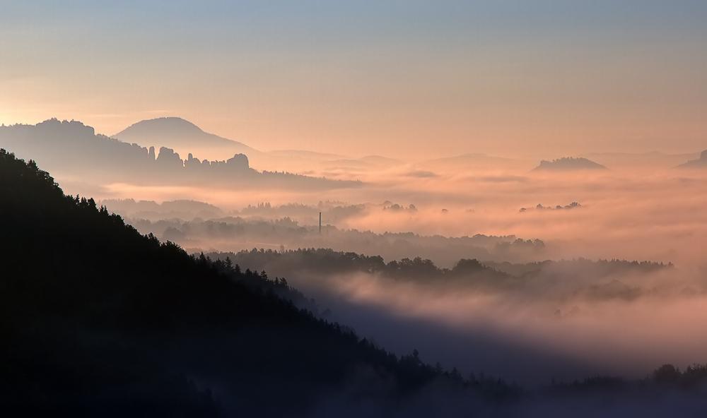Morgennebel im Elbtal (7)