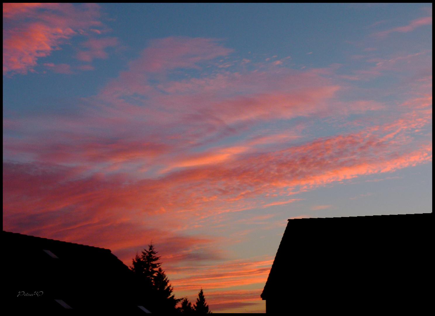 Morgenrot heute 7 Uhr