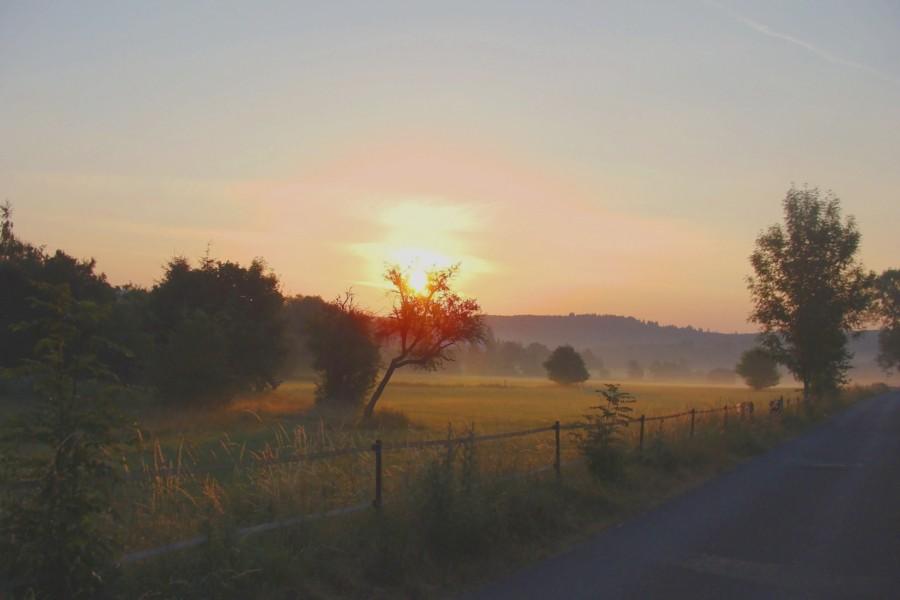 morgens 6 uhr in deutschland