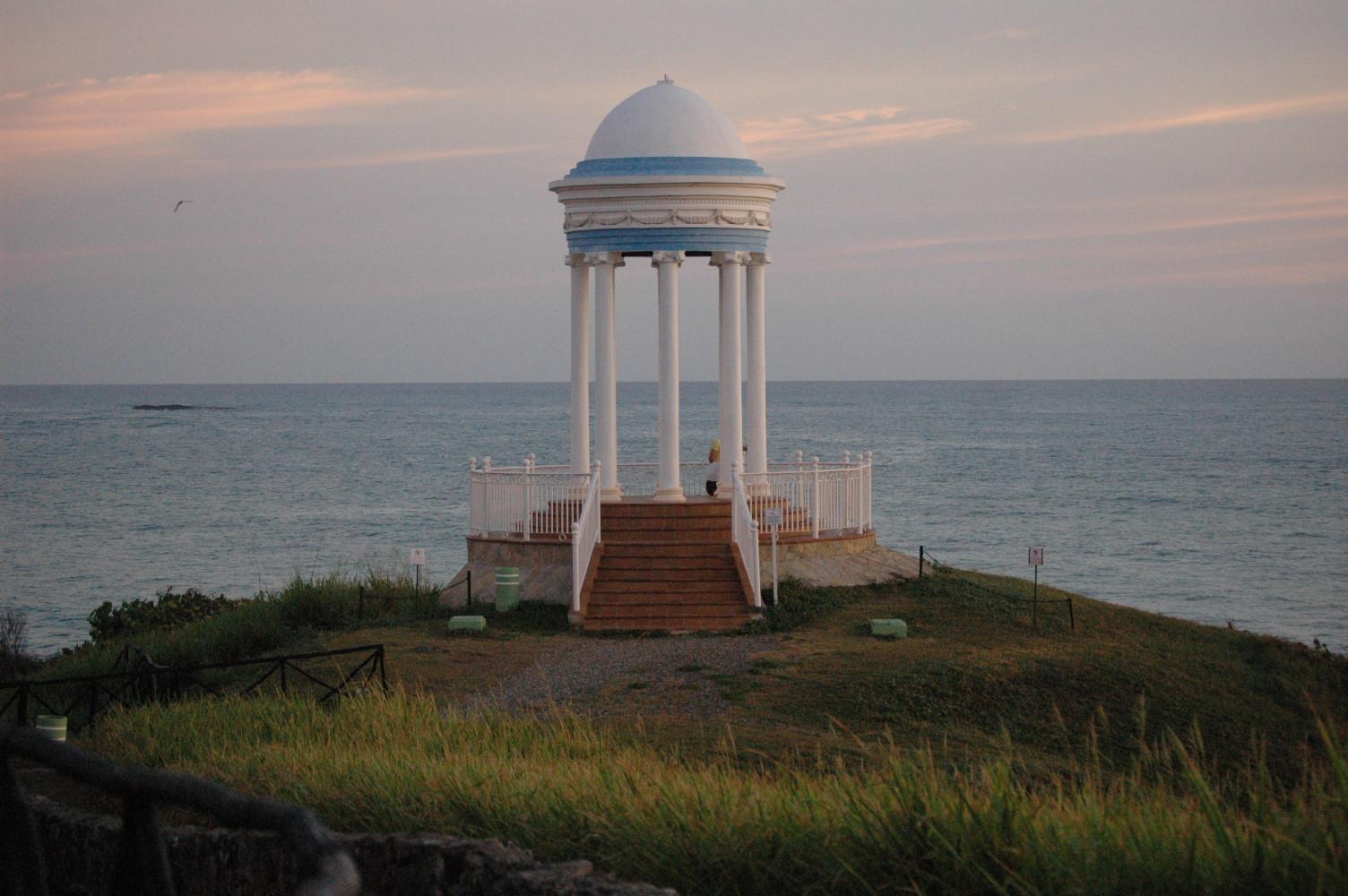 Morgens am Atlantik