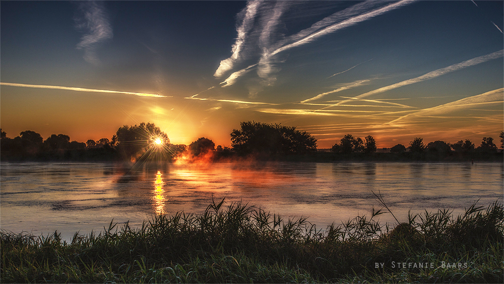 *** Morgens am Fluss ***