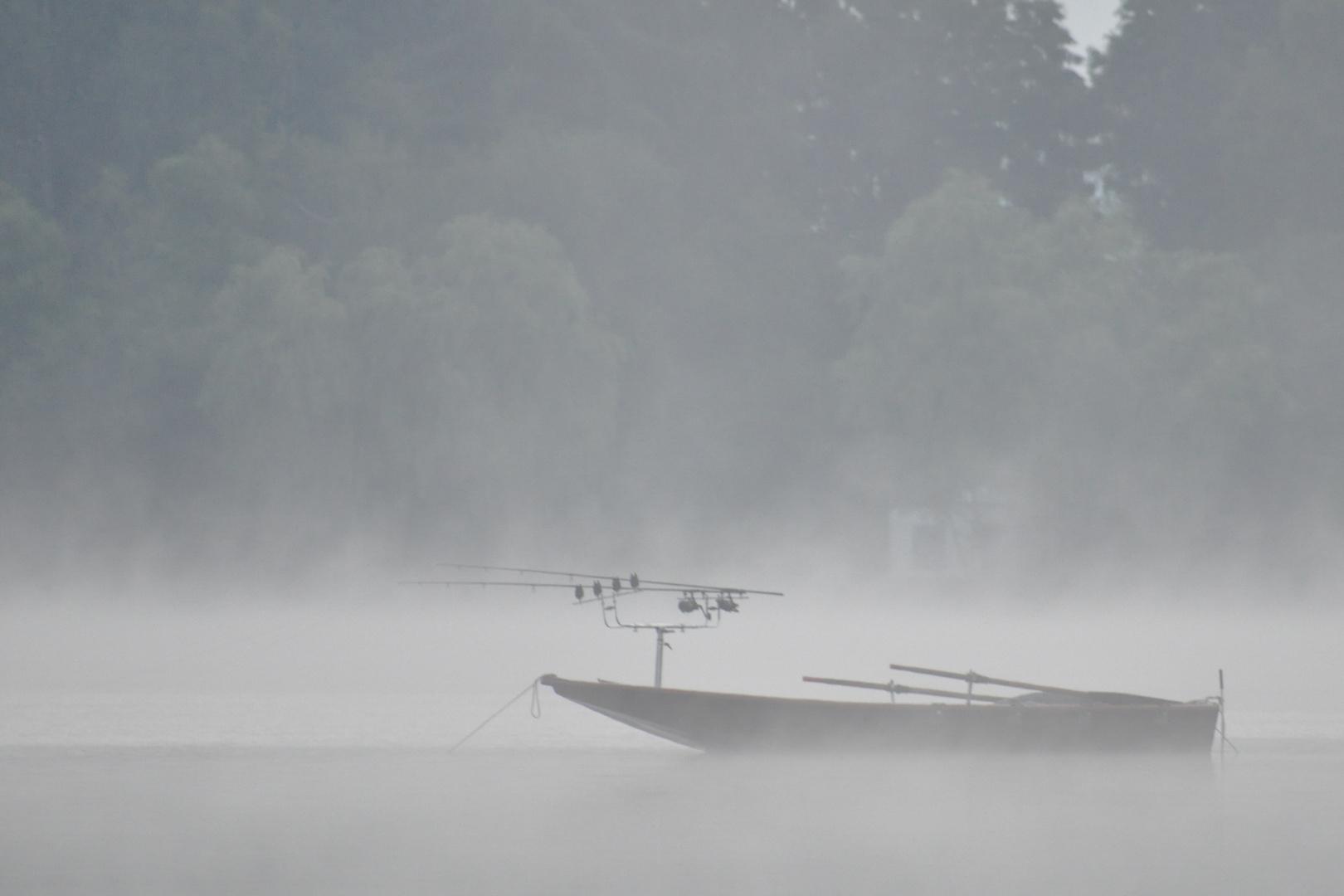 Morgens am Inheidener See