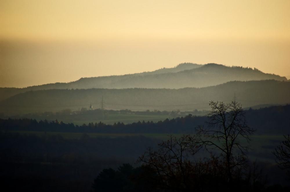 Morgens - am Staffelberg