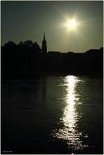 Morgens an der Elbe (5)