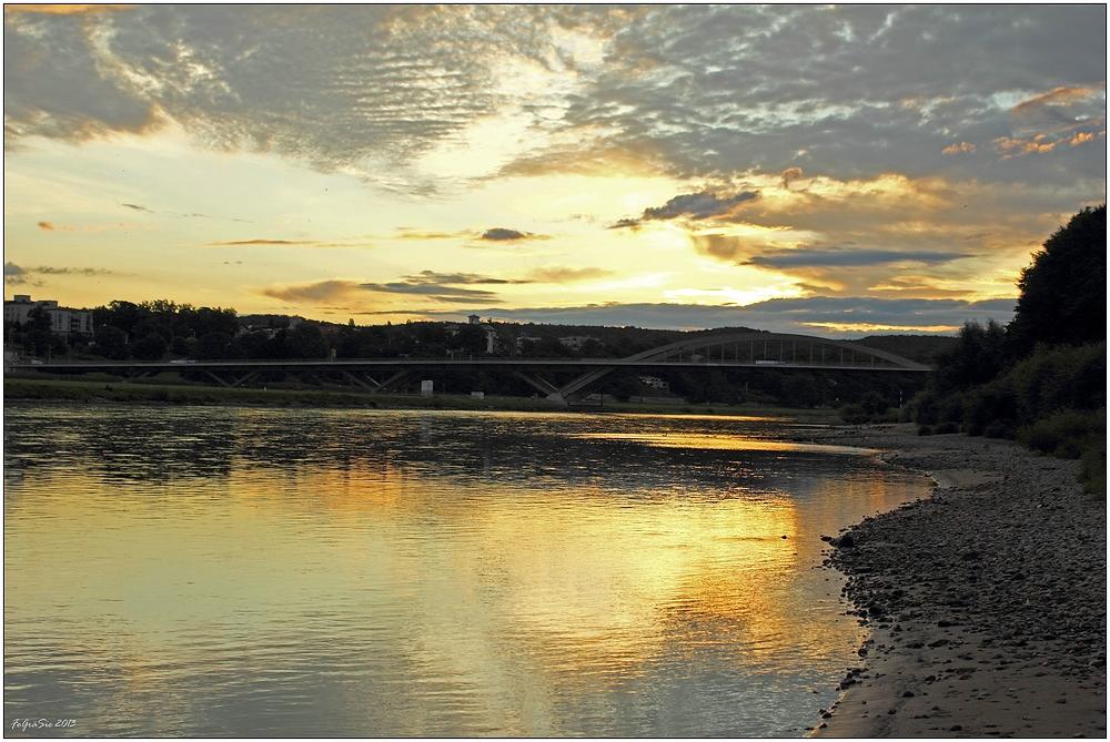 Morgens an der Elbe (9)
