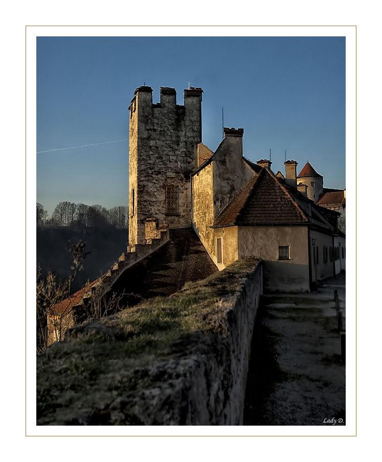 Morgens auf der Burg... 2