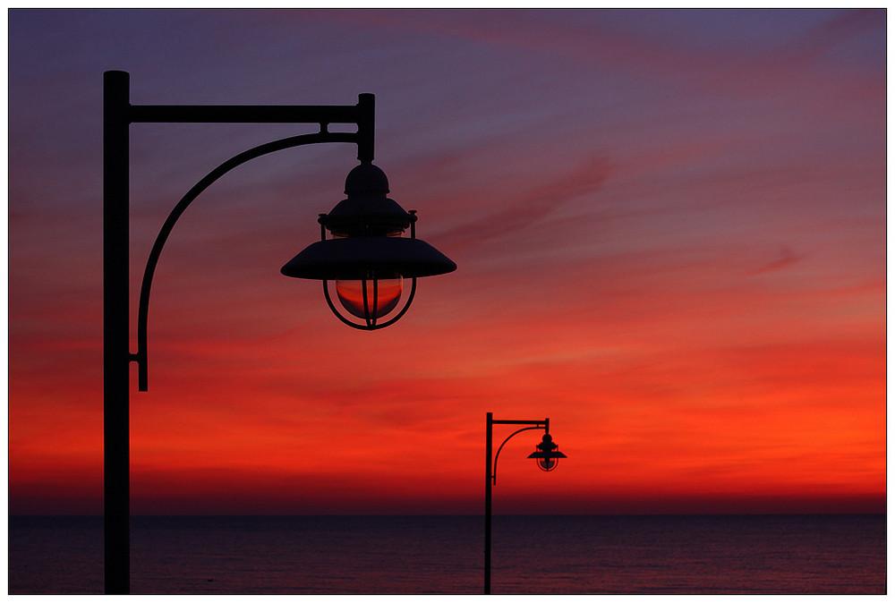 Morgens auf Rügen...(1)