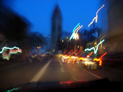 Morgens durch die Stadt(2)