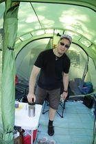 Morgens halb 9 im Kite-Kamp auf Rügen