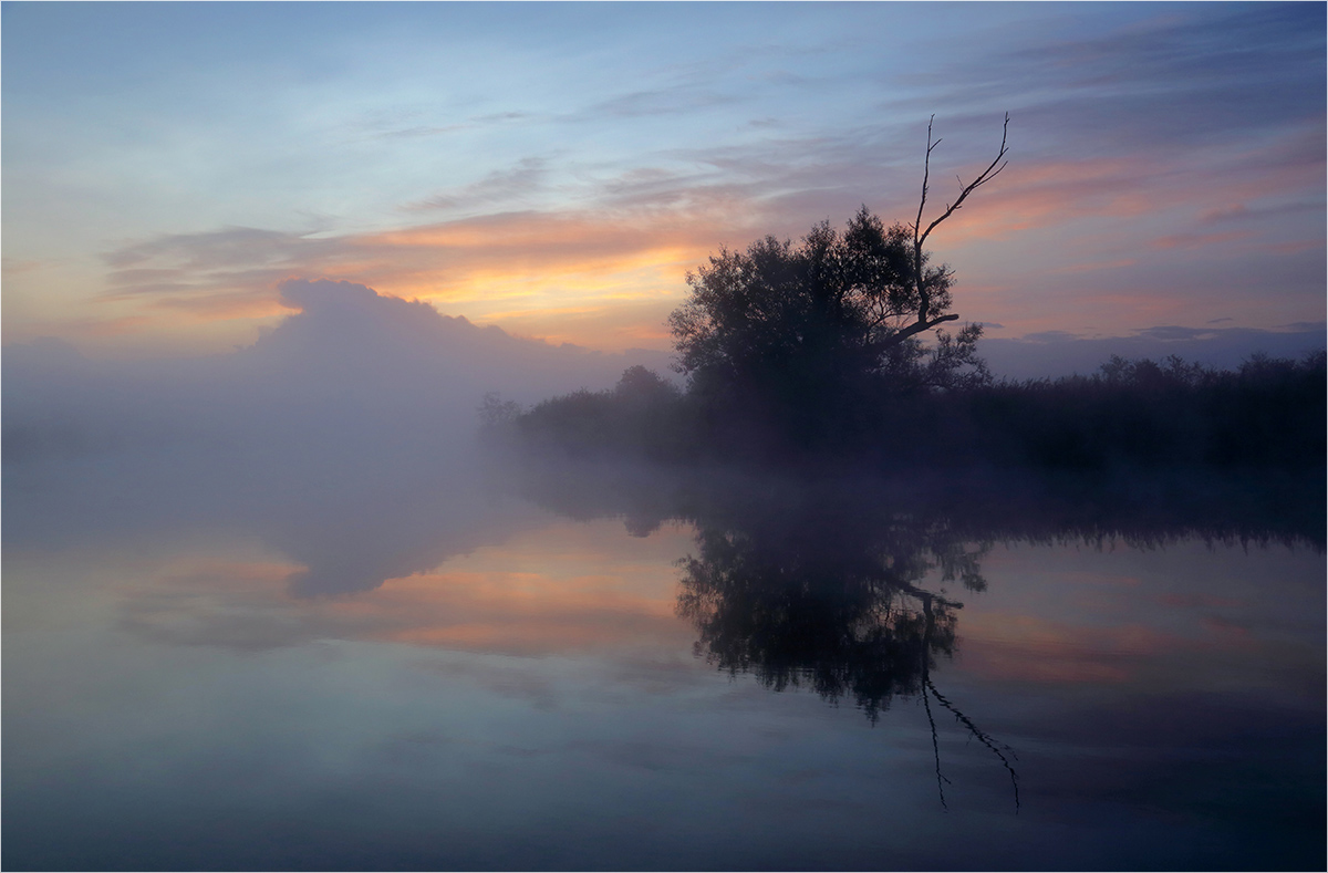 Morgens im Peenetal