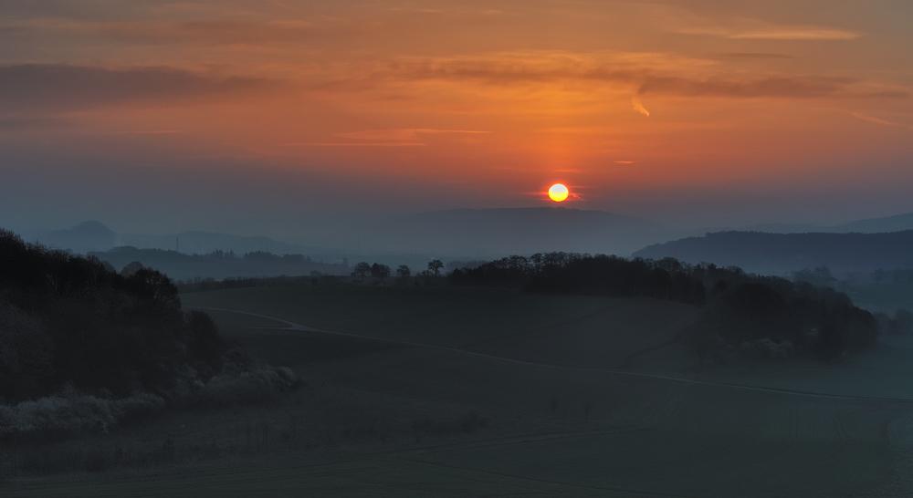 *morgens im Wittlicher Tal II*