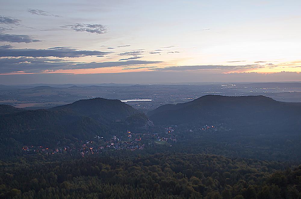 Morgens im Zittauer Gebirge (6)