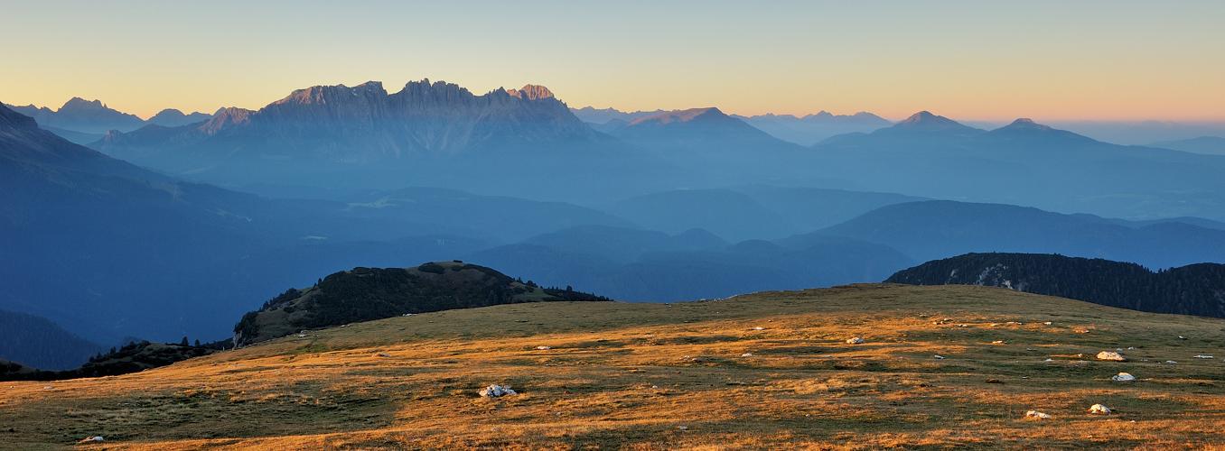 *morgens in den Dolomiten II*