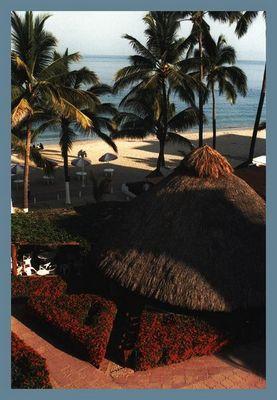 Morgens in Mexico