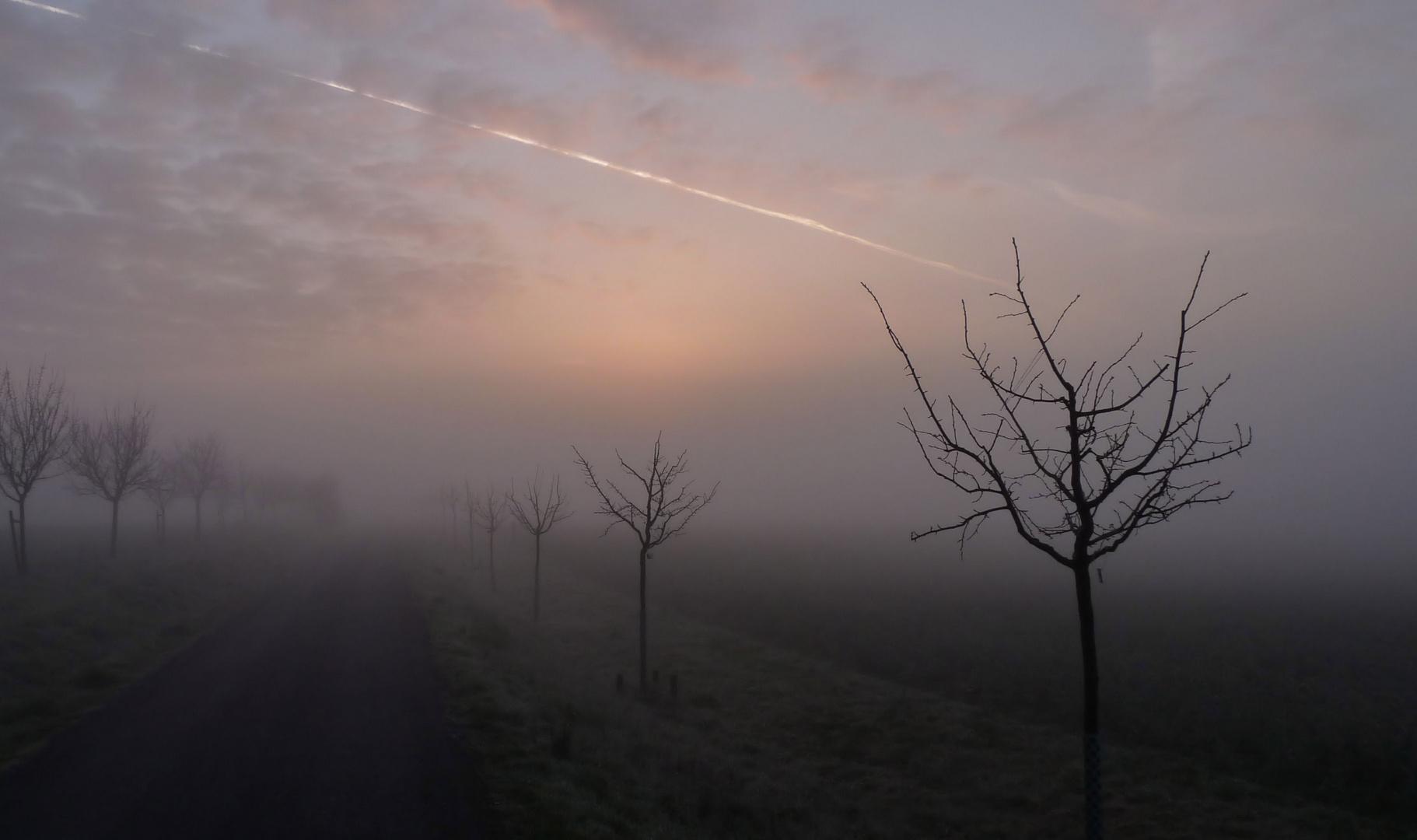 Morgens um 7Uhr in Deutschland