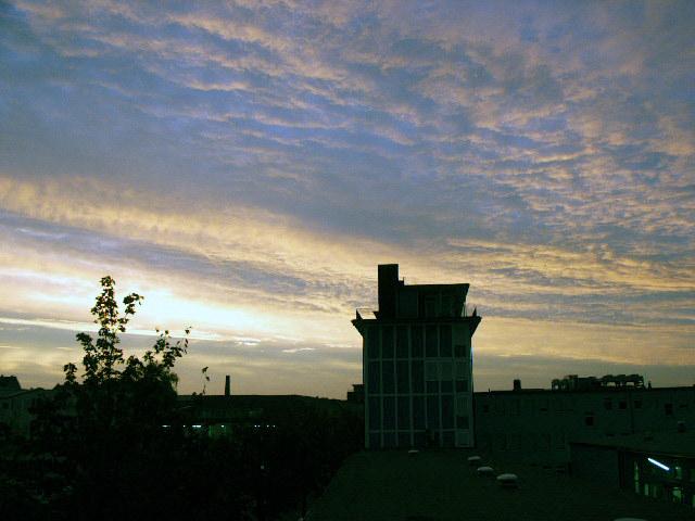 Morgens um halb sechs in Nürnberg