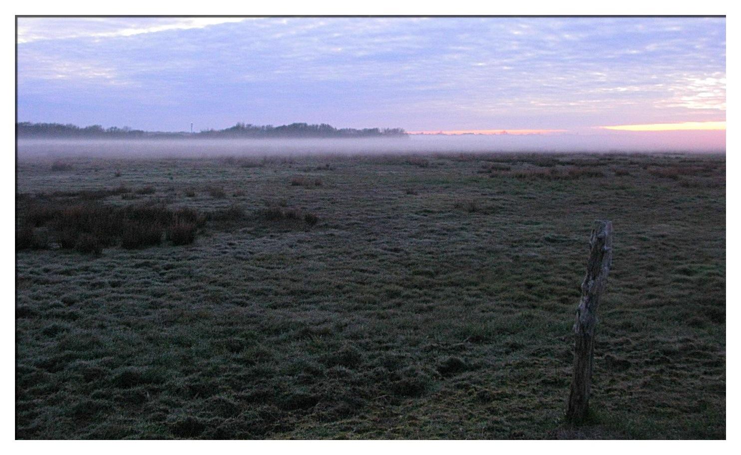 Morgens um Sechs vor Westerland